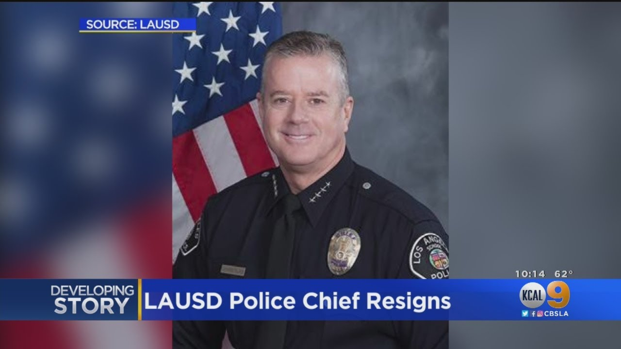 LA School Police Chief Resigns In Response To Department Budget Cuts