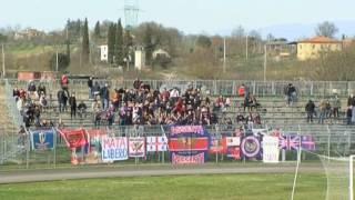 Olimpic Sansovino-Aquila Montevarchi 0-1 Eccellenza Girone B
