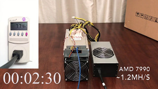 Bitmain AntMiner L3+ 504MH/s Litecoin Miner Review