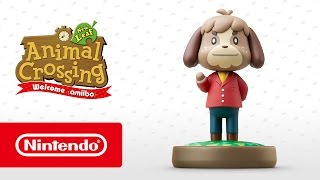 Animal Crossing: New Leaf - Welcome amiibo – Max (Nintendo 3DS)