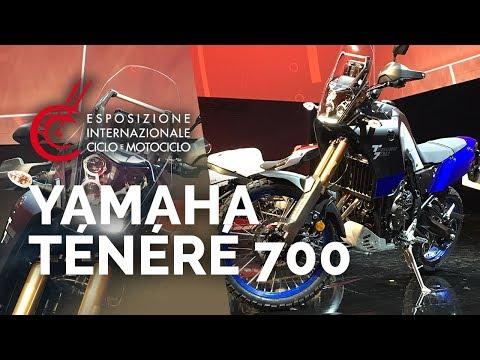 Yamaha Ténéré  - Salon EICMA - nouveautés