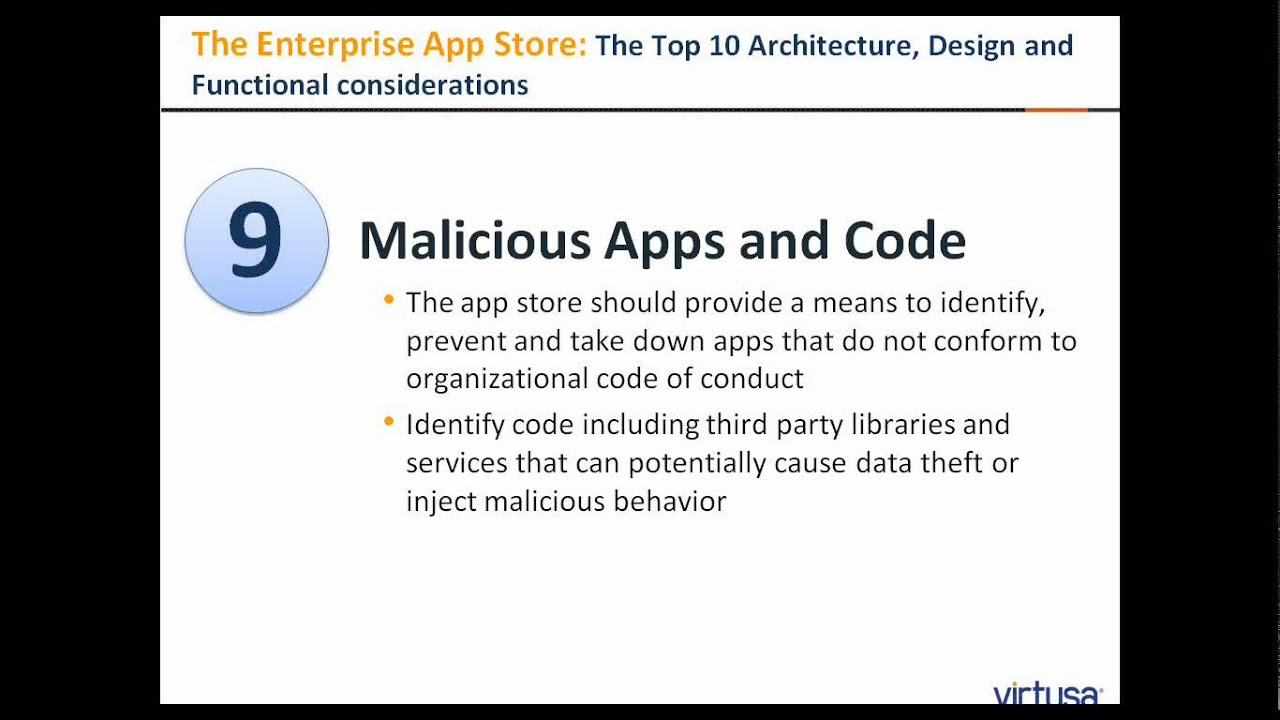 Enterprise App Store_ Architecture, Design and Key considerations