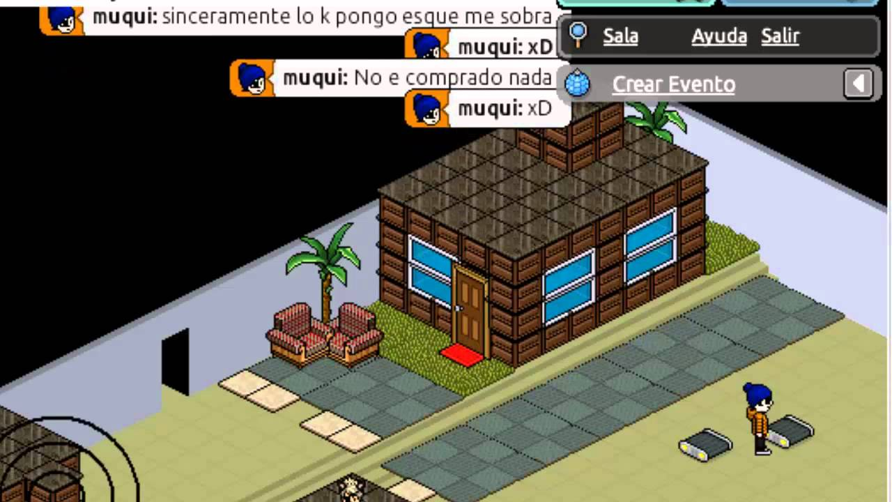Habbolatino construyendo 2 casas con muquifuler youtube for Casa moderna en xkekos
