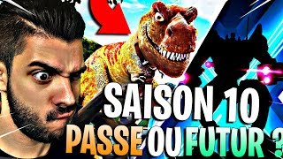 THE CHANGES ATTENDUS IN SAISON 10 ON FORTNITE! FUTURE OR PAST? - TOP 1 GAMEPLAY