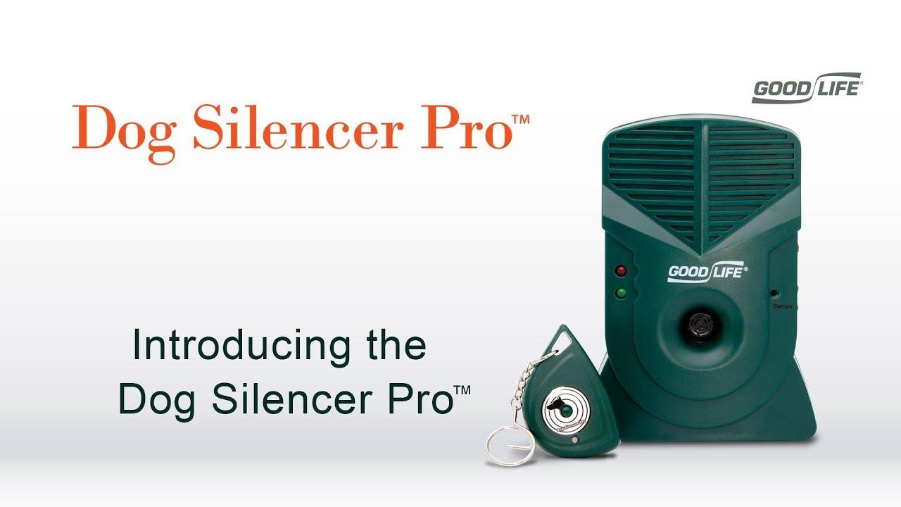 Good Life Dog Silencer Pro