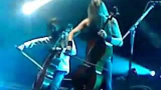 Apocalyptica - Quutamo - 7th Symphony World Tour Monterrey 2012