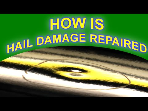 's Canby Hail Repair