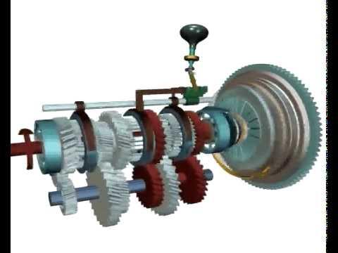Manual transmission(working)