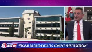 Rektör Acer; ''Siyasal Bilgiler Fakültesi ÇOMÜ'ye Prestij Katacak''