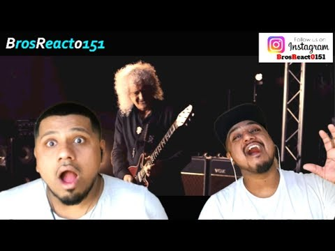 Five Finger Death Punch - Blue On Black   Brantley Gilbert & Brian May   REACTION
