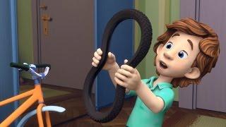 Фиксики - Колесо | Познавательные мультики для детей