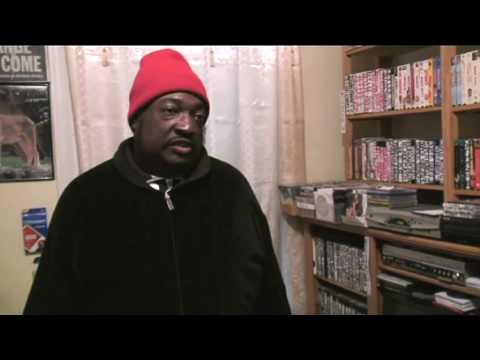 T La Rock at home in New York (part 1)