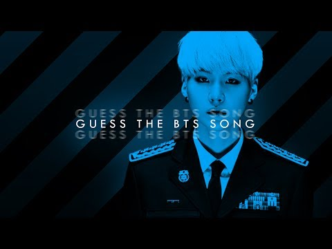 [GAME] Guess the BTS song by it's music HARD