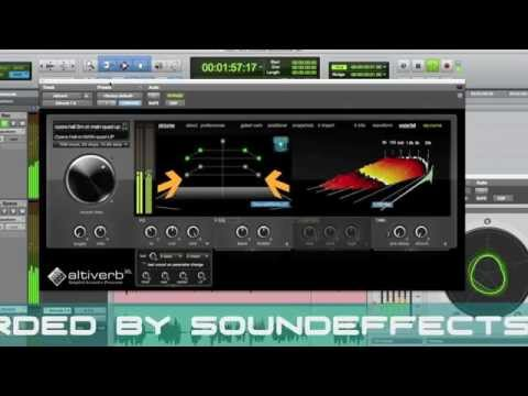 Soundeffects.ch IR1 Impulse Response Set Movie Trailer