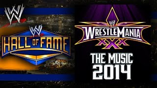 "WWE: ""Night Of Gold"" (Hall Of Fame) [2014] Theme Song + AE (Arena Effect)"
