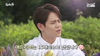 BEAST(비스트) - 'Butterfly' MV촬영 비하인드 (MV Behind)!