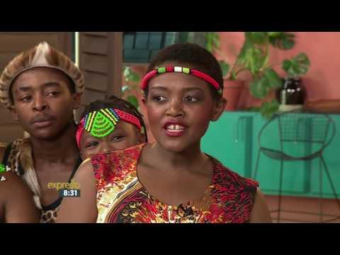 Mama Africa The Musical perform