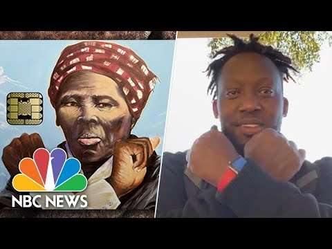 Is Harriet Tubman Making The Wakanda Salute? A Sign Language Expert Weighs In | NBC News
