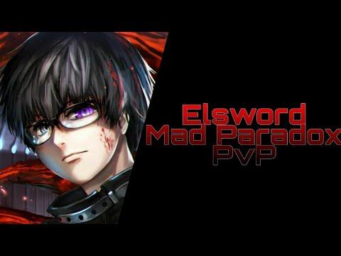 Elsword Mad Paradox PvP # 1