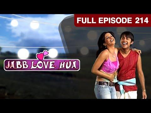 Jab Love Hua - Episode 214