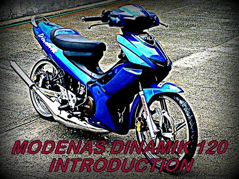 Modenas Dinamik 120 Introduction