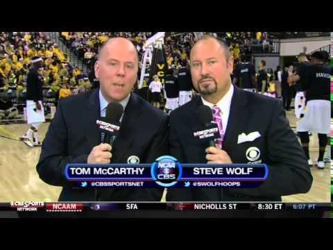 Steve Wolf College basketball analyst, CBS SPorts Net