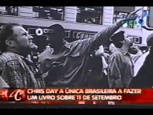 Chris Day no programa A Casa É Sua