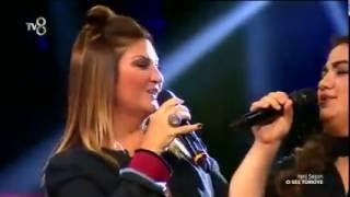Repeat youtube video Sibel can - Padişah - O Ses Türkiye 2016