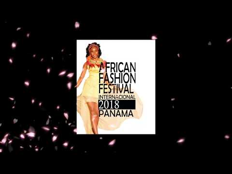 African Fashion Festival Panama 2018 cecilia moreno Radio Panama
