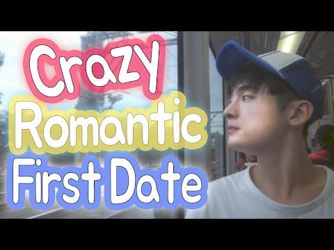 First Crazy date, My Korean Boyfriend! #1 Date with Sibong (로맨틱한 데이트)