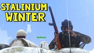 Stalinium Winter | ArmA 3 WW2