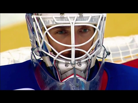Thumbnail: Henrik Lundqvist: From unknown draft pick to Madison Square Garden