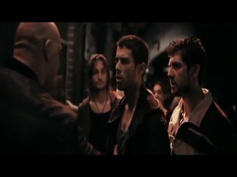 Rocknrolla - Bouncer Scene - Robert Stone (Actor)