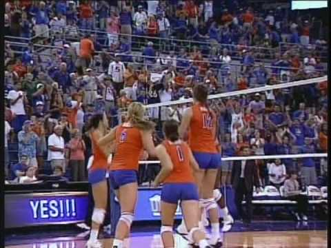 2008 University of Florida Volleyball Season Highlights