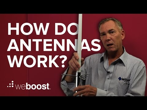 How Does An Antenna Work? | weBoost