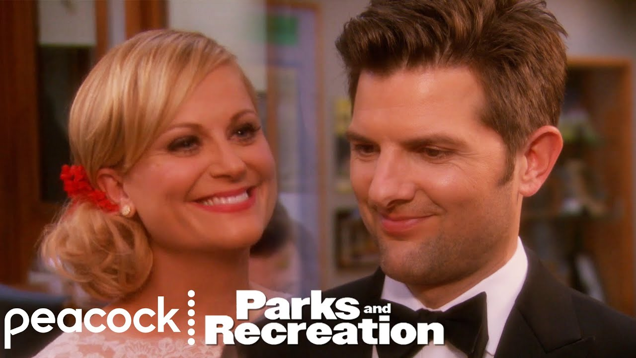 Ben and Leslie Get Married! - Parks and Recreation