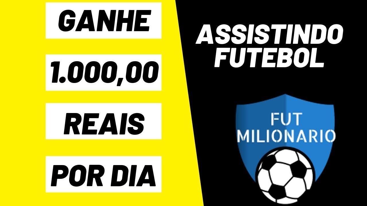 futebol milionario com