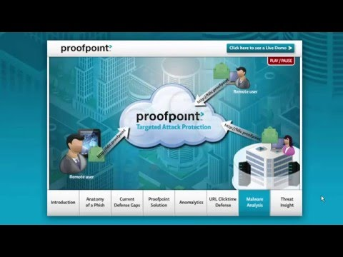 Proofpoint Target Attack Protection