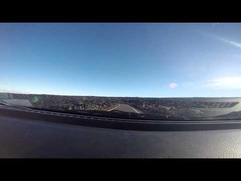Driving Up Mauna Loa