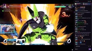 Shroud Reacts To Dragonballz Z Fighterz Z by VideoGameDunkey