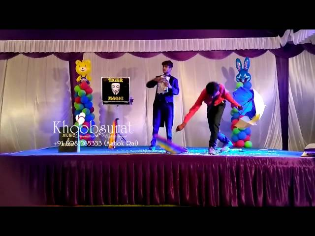 magic show by khoobsurat event +91 8081265333
