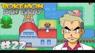 Pokemon Ash Gray #22-Professor Oak's Request!