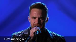 Brian Justin Crum   Creep by Radiohead with lyrics