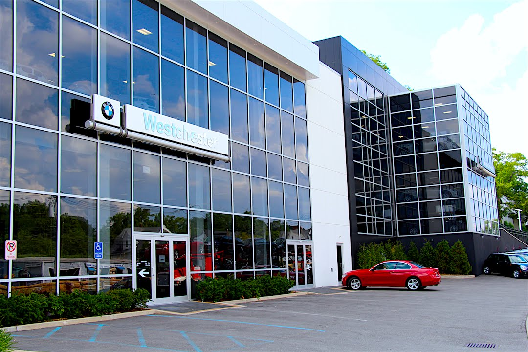 Visit Bmw Of Westchester Youtube