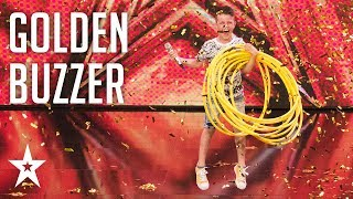 Matej Mateković wins LAST GOLDEN BUZZER│Supertalent 2019│Auditions