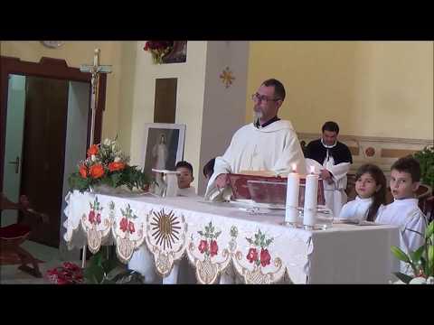 Asuni, Festa di Sant'Antonio 2018, Santa Messa.