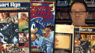 Video Game Magazines - Angry Video Game Nerd Avgn