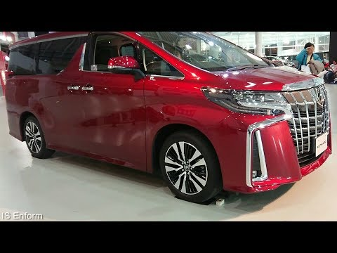 2020 Toyota Alphard 3.5 SC V6 / In Depth Walkaround Exterior & Interior