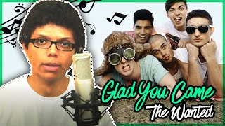 The Wanted - Glad You Came - Tay Zonday