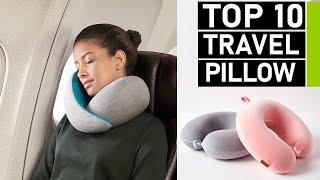Top 10 Best Travel Pillows for Your Next Flight